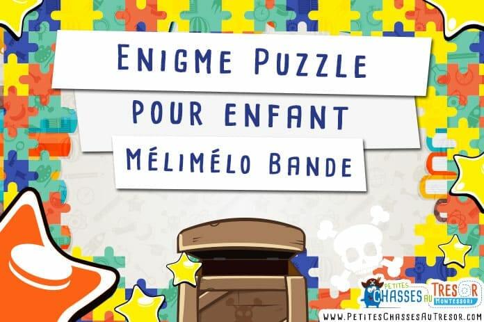 énigme puzzle enfant