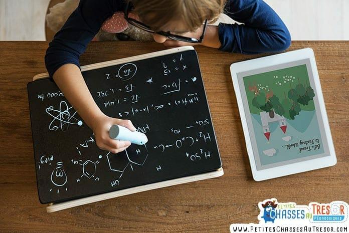 aider les enfants à apprendre grâce à la science
