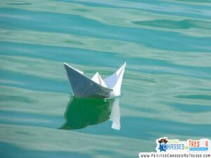 Aider nos enfants à jouer avec succès à l'origami