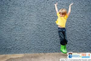 La prise de décisions et d'initiatives pour augmenter l'estime de soi chez l'enfant