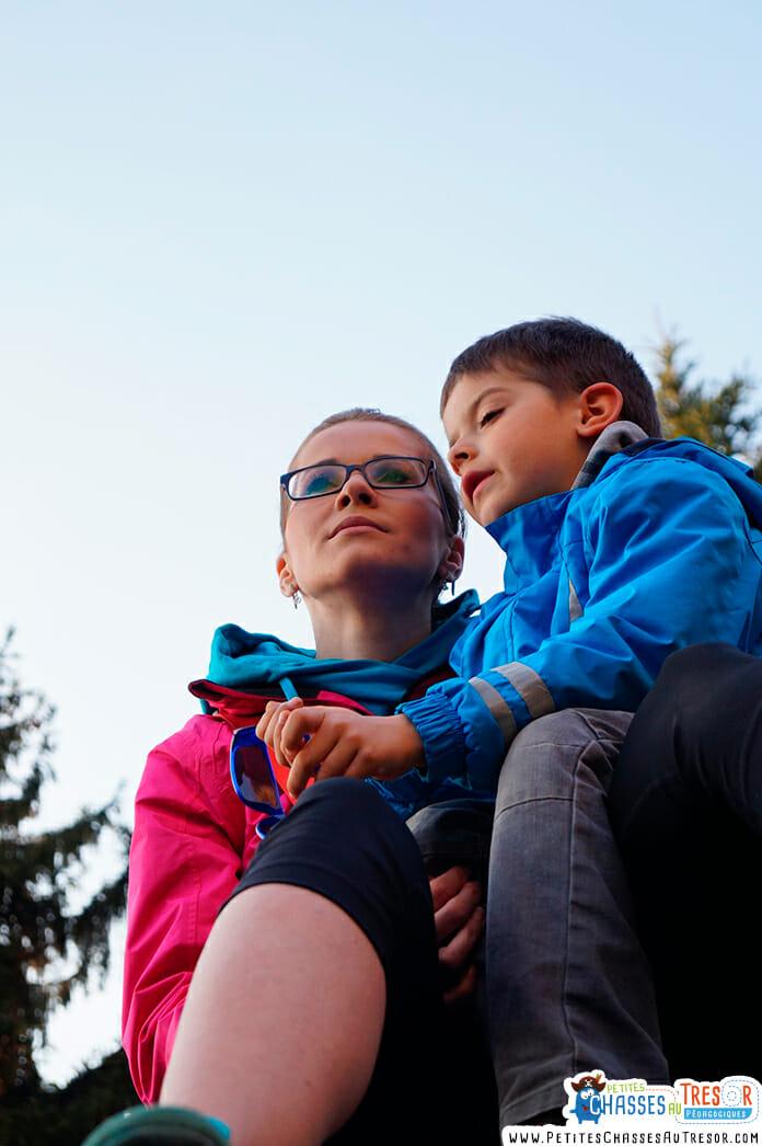 La base de la connexion entre un parent et son enfant
