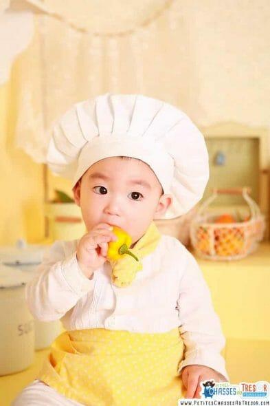 Cuisiner avec les enfants : lier l'utile à l'agréable