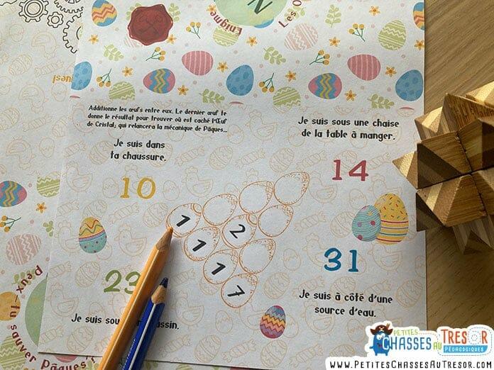 Escape Game pédagogique pour les enfants